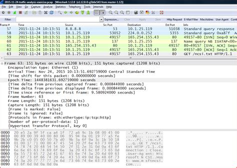 agent user wireshark malware pcap strings timestamp specified did location