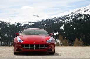 Ferrari Debuts New Snow And Ice Driving School In Aspen