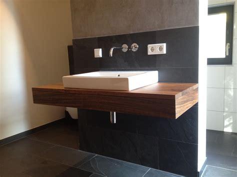 Badezimmer Unterschrank Schwebend by Waschtisch Tischler Maron