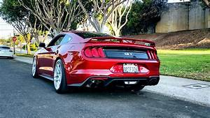My new 2020 Mustang GT PP1 with SVE X500 19X10 and 19X11 | Page 3 | 2015+ S550 Mustang Forum (GT ...