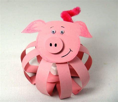 gluecksschwein papier diy diy  ines felix gluecksbringer basteln gluecksbringer basteln