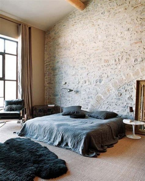 Schlafzimmer Ideen Wand by Bedroom Brick Wall Design Ideas