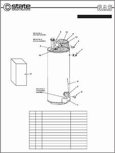 State Industries Electric Heater Gp6 50 Ytvit User Guide