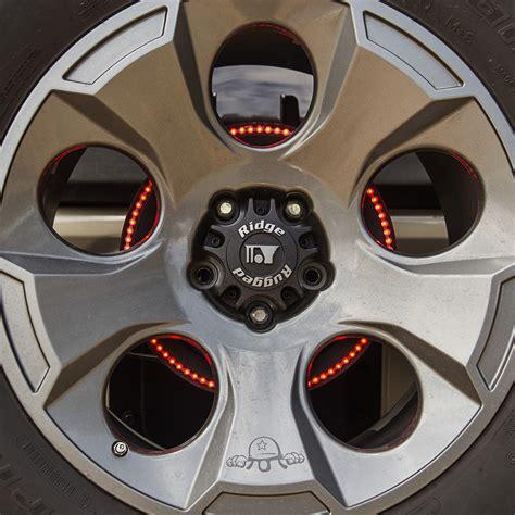 rugged ridge  accessory brake light led ring