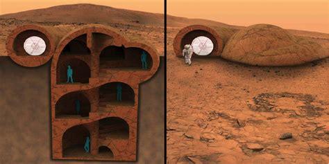 design for additive manufacturing mars habitat designers redworks will test earth based
