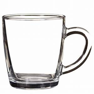 Glass Mug Home, Tableware, Kitchenware - B&M Stores