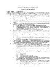 ASME Boiler and Pressure Vessel Code vs. PED - Versli