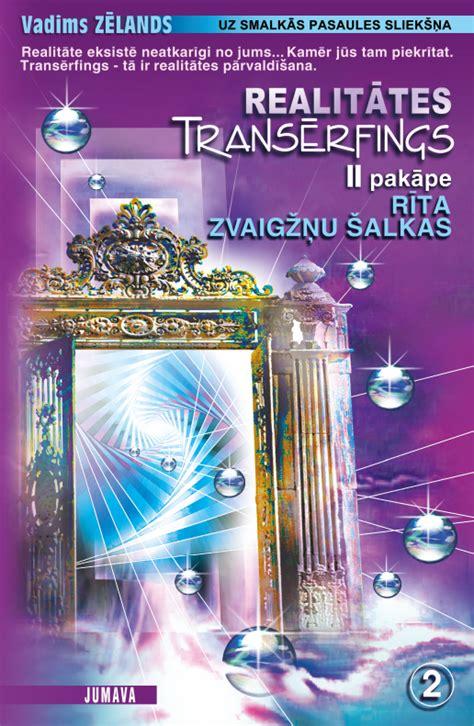 Realitātes transērfings II pakāpe Rīta zvaigžņu šalkas - Jumava