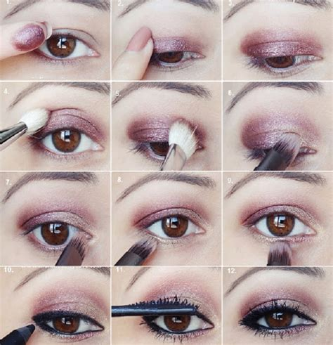 magical makeup tips  beautify  hooded eyes