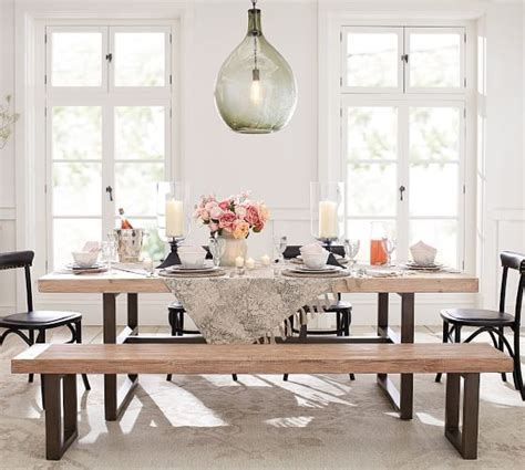 Pottery Barn Griffin Dining Table by Griffin Reclaimed Wood Dining Table Reclaimed Dusty