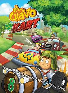 El Chavo Kart XBOX 360 ESPAOL RGHJTAG JuegosParaWindows