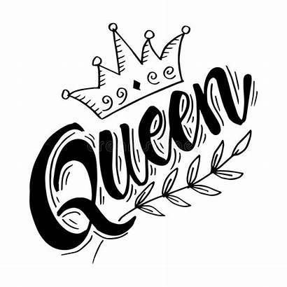 Queen Word Crown King Coroa Rainha Palavra