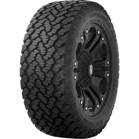 General Grabber At2 Light Truck And Suv Tire 33x12 50r18