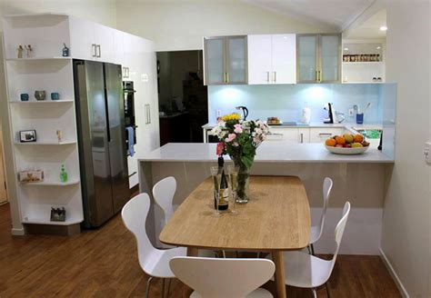 Small Kitchen Design Ideas Photo Gallery - u shaped kitchen designs u shape gallery kitchens brisbane