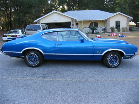 1971 Oldsmobile 442 Information And Photos Momentcar