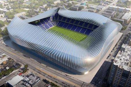 MLS New Stadiums| New Soccer Stadiums USA | Opening dates ...