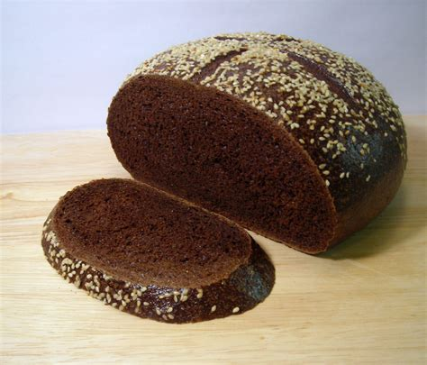 pumpernickel bread pumpernickel rye loaf a la whole foods market the fresh loaf