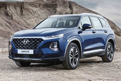 The New 2019 Hyundai Santa Fe Has Been Unveiled Autobics