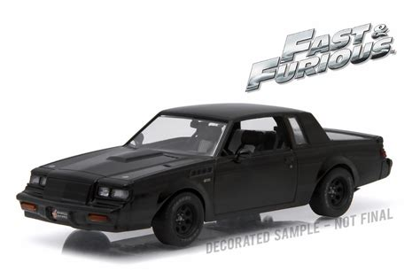 Fast And Furious Buick by Dom S 1987 Buick Grand National Gnx The Fast And Furious 1
