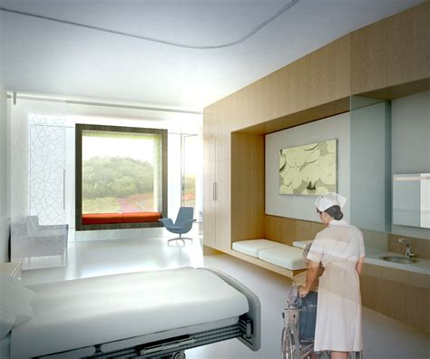 Healthcare Spaces Of The Future Smart Design, Healthier