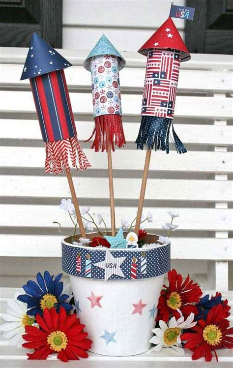 45 decorations ideas bringing the 4th of july spirit into your home amazing diy interior - July 4th Decor