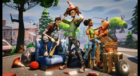 Epic Games Reveals Fortnite First Look At Comic-con