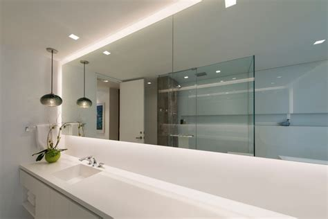 Led Strips Badezimmer by Led Soft By Edge Lighting Contemporary Bathroom