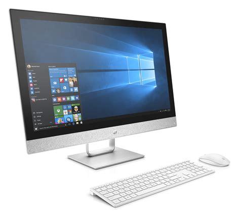 fnac ordinateur bureau hp pavilion 27 r053nf achetez au meilleur prix