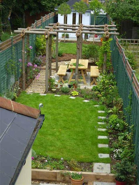 Terraced Decking Ideas