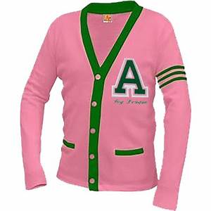 aka cardigan letter sweater With letter a sweater