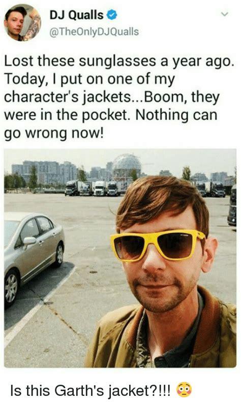 Put On Sunglasses Meme - 25 best memes about dj qualls dj qualls memes