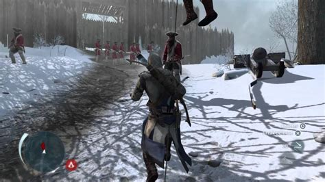 Assassins Creed 3 E3 Frontier Gameplay Demo Uk Youtube