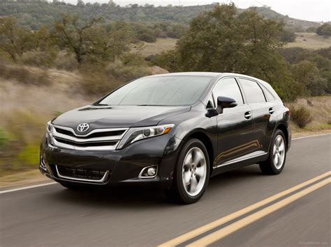 The new 2021 toyota venza is for people who want a comfortable, efficient, reliable, and safe toyota with a sense of 2021 toyota venza review. Надежная машина Toyota Venza - обои для рабочего стола ...