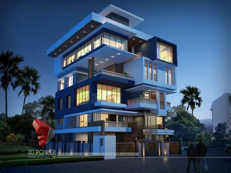 Ultra Modern Home Designs  Home Designs 3d Exterior Home