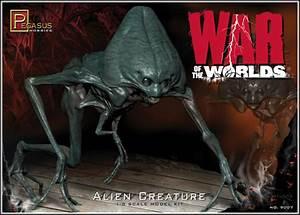 War Of The Worlds Martian War Machine 1/35 Scale Model Kit ...