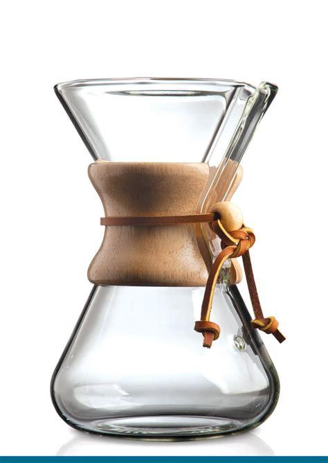 chemex kettle water handblown visit coffee