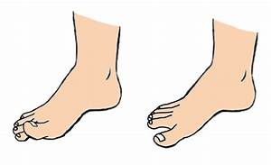 Toe Tapping Exercise For Flat Feet