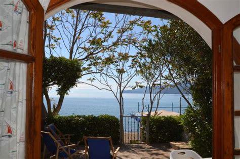 appartamento  terrazza sulla spiaggia  capoliveri