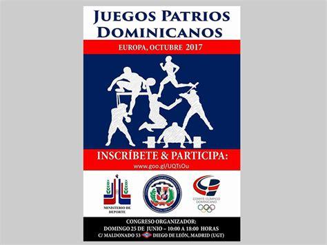 Top 15 juegos dominicanos tipicos youtube. I Juegos Patrios Dominicanos Europa 2017 - Consulado de la República Dominicana en Valencia