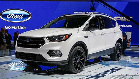 ford crossover 2018 ford escape crossover suv n1 cars reviews 2018 2019