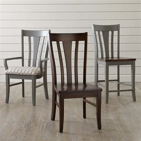 Custom Dining Side Chair 4469 Trana | Costa Rican Furniture
