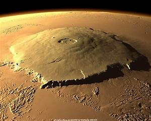 Largest volcano in solar system | Astronomy Concept of the Day