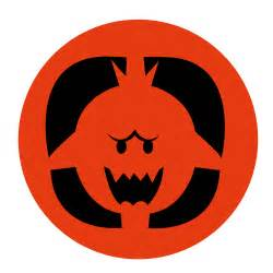 Mario Boo Pumpkin Carving by Have A Super Mario Halloween With These Pumpkin Stencils