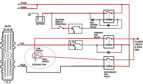 92 Mustang Eec Wiring Diagram by Fan Efidynotuning