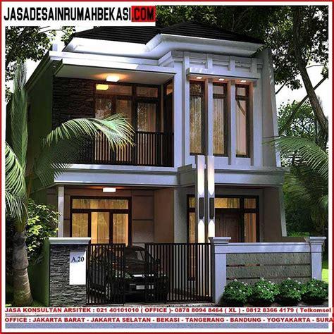 desain rumah lebar    minimalis elegan mewah  lantai
