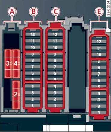 How To Open Audi Fuse Box by 2013 To 2016 Audi A5 Fuse Box Location And Fuses Erages