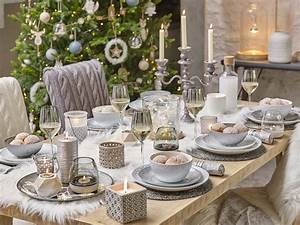 Table De Fete Decoration Noel : tables de f te jouez l harmonie ~ Zukunftsfamilie.com Idées de Décoration