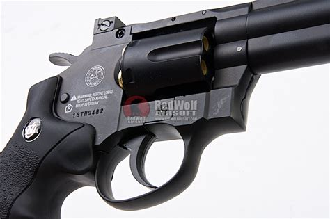 gun heaven wingun 708 2 5 inch 6mm co2 revolver black