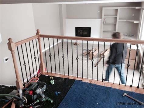 How To Install Wood Balusters