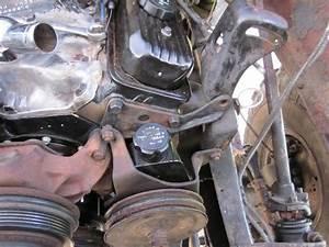 Pics 4 Where All The 350 Tbi Engine Brackets Go    - The 1947